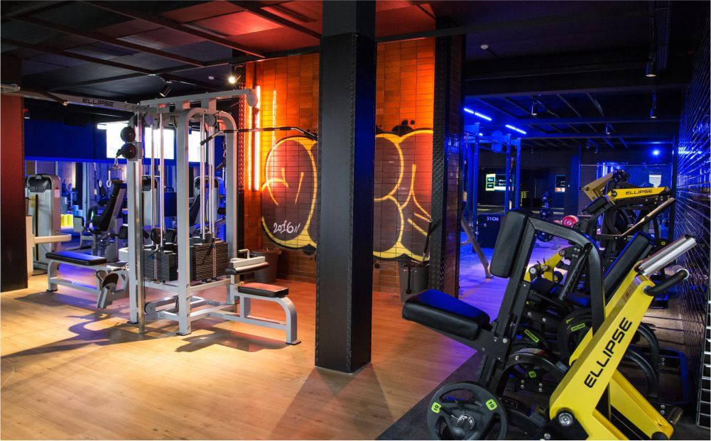 9ceffc8a9 Fitness UP - Ginásios Prestige Low-cost