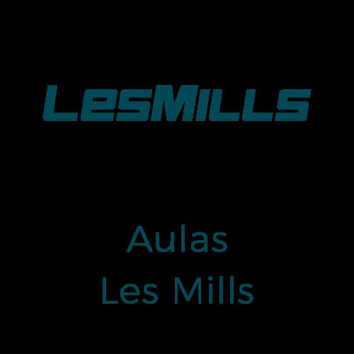 Aulas Les Mills