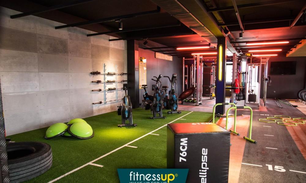 Fitness UP abre 3 novos ginásios em Setembro a partir de 3,90€