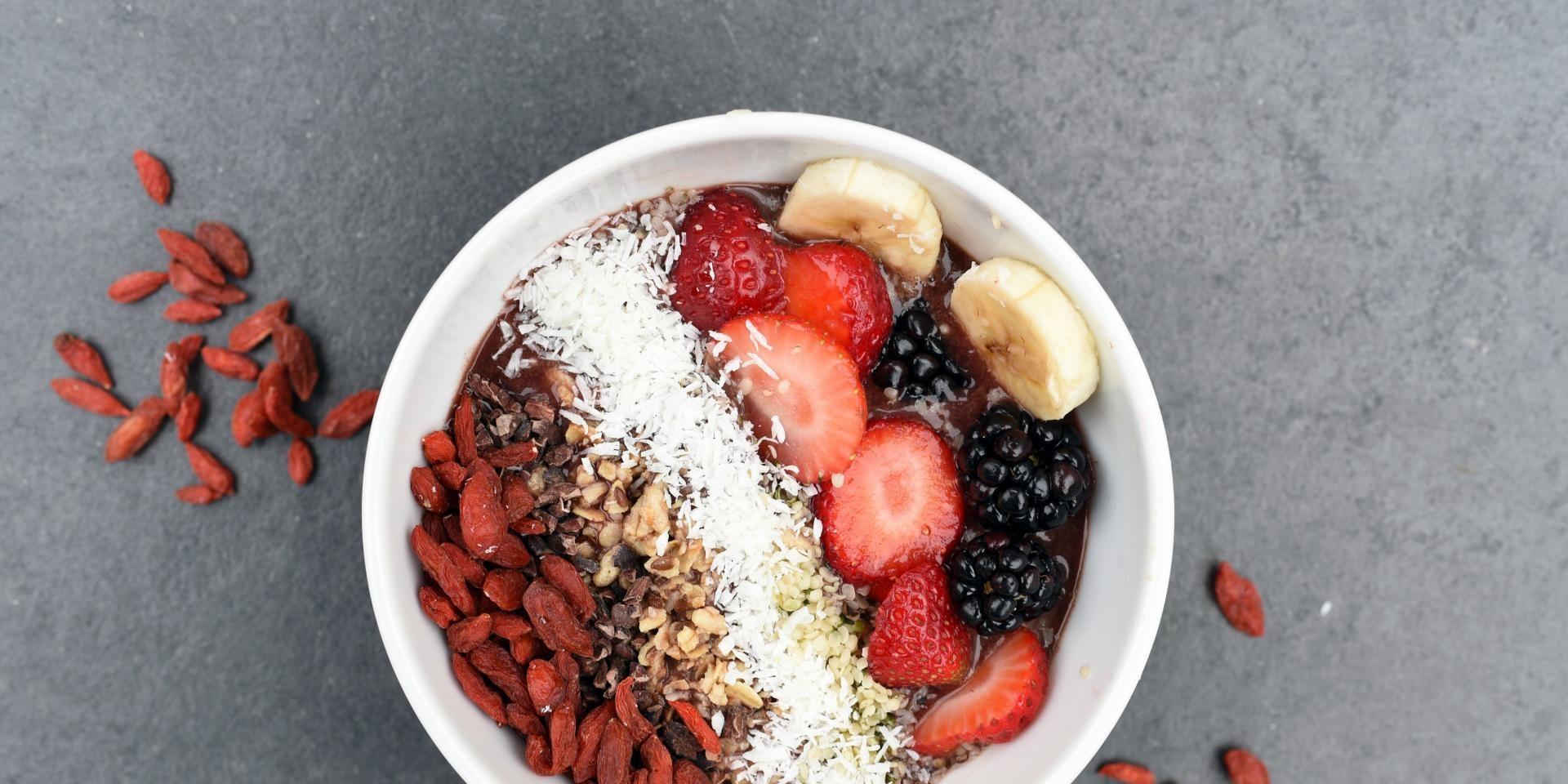 5 Snacks saudáveis para fazer em casa!