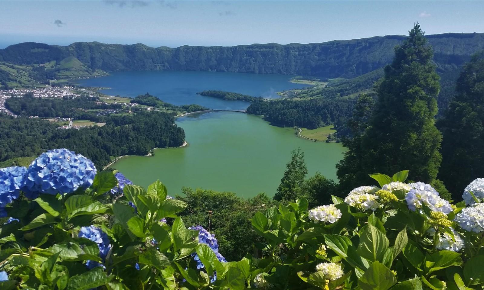 Ideias para o Dia São Valentim? 'Bora viajar para os Açores!