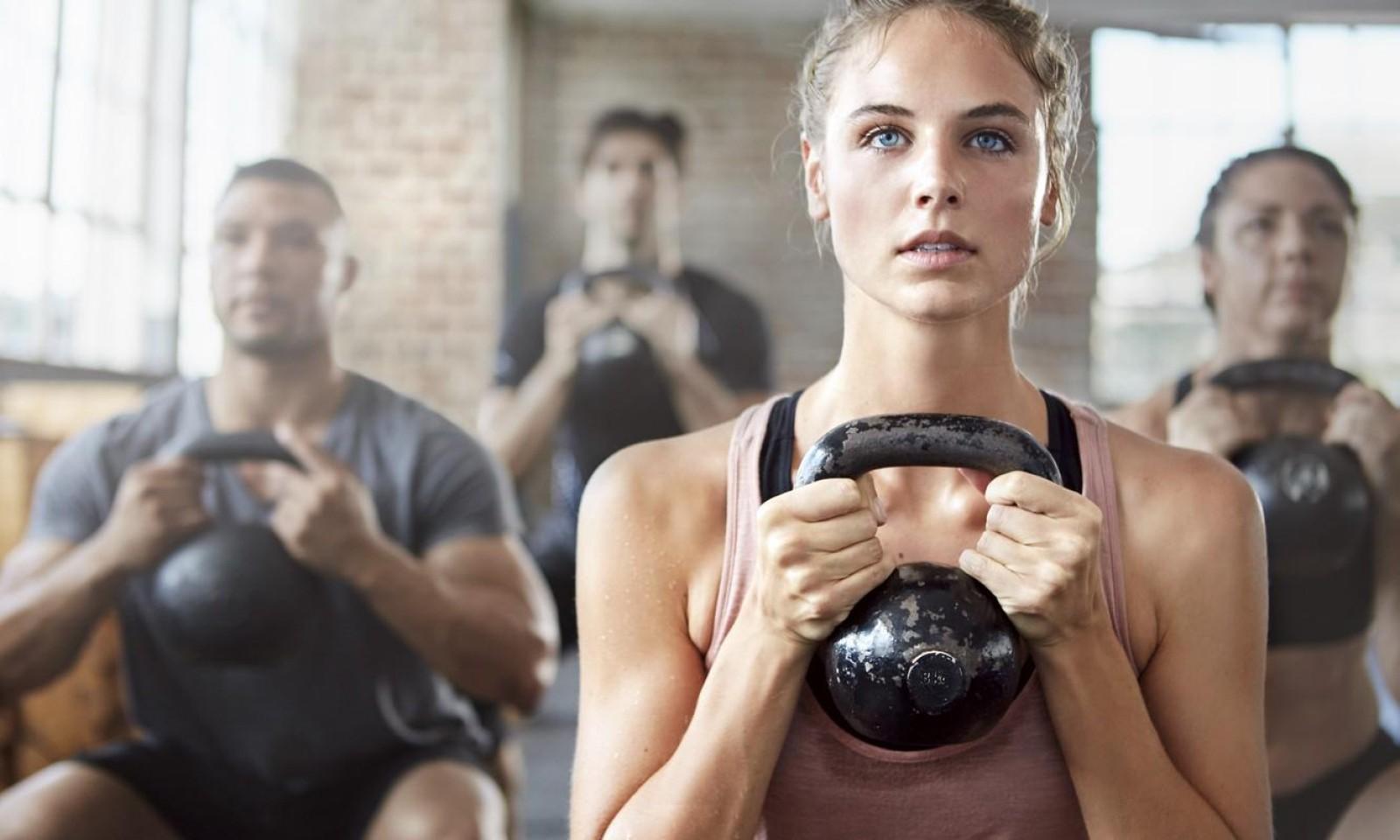 FIIT: 30 minutos de treino intervalado, de alta intensidade e em grupo!
