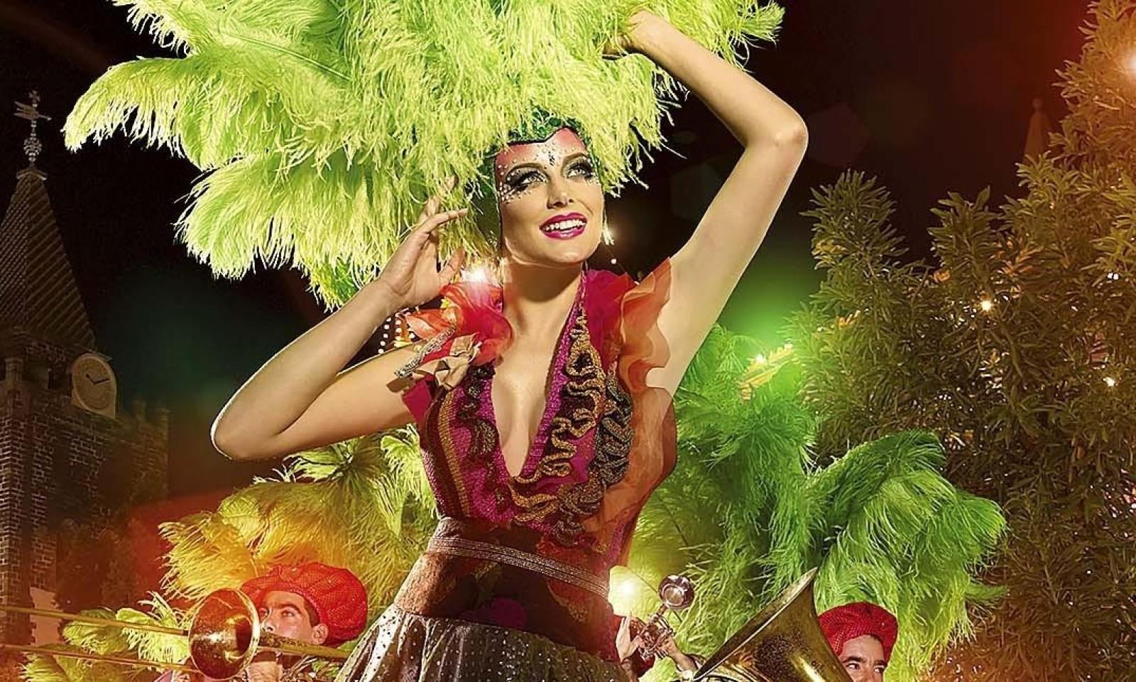 Próximo destino: o Carnaval da Madeira, claro!