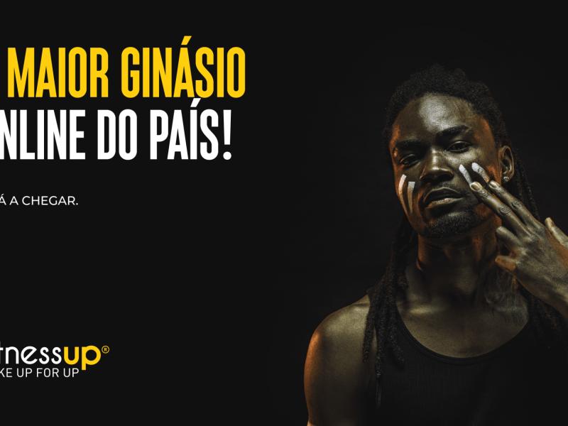 FITNESS UP LANÇA O MAIOR GINÁSIO ONLINE DE PORTUGAL