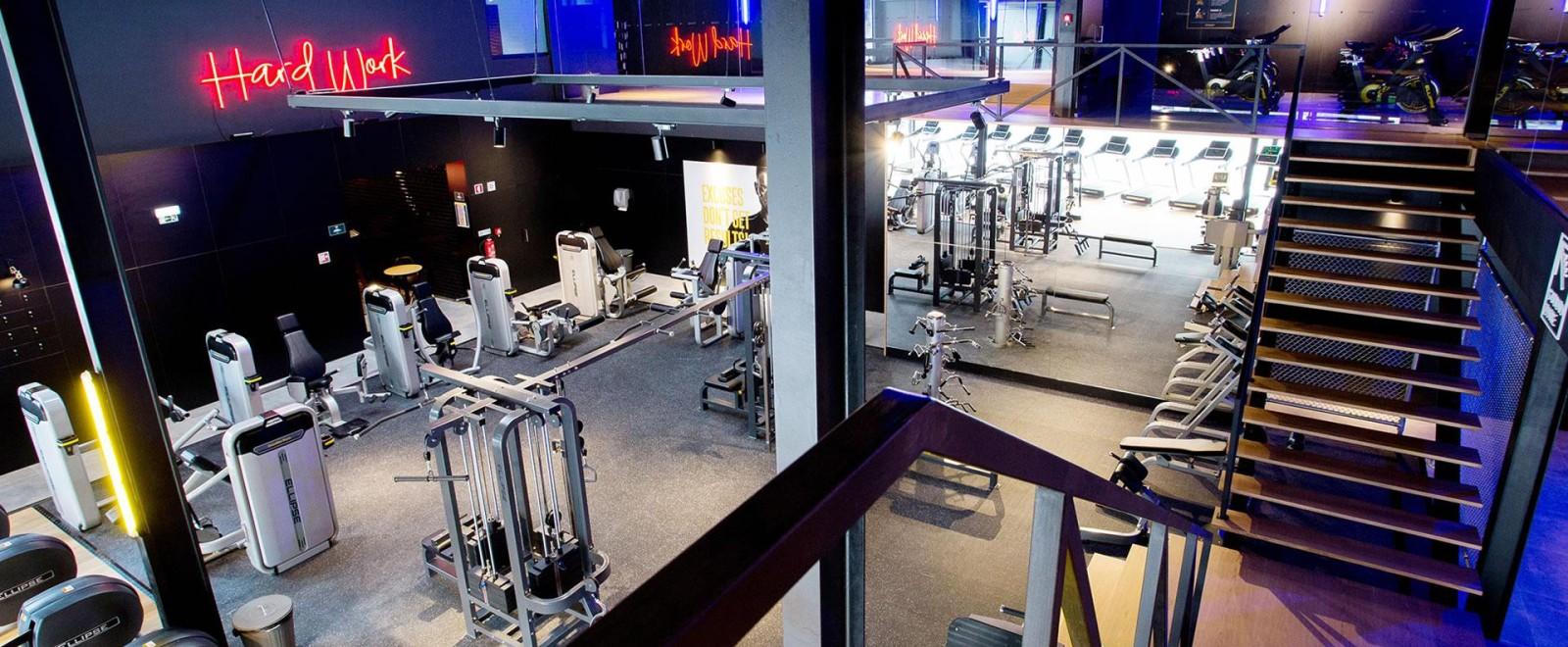 Horário dos Clubes Fitness UP