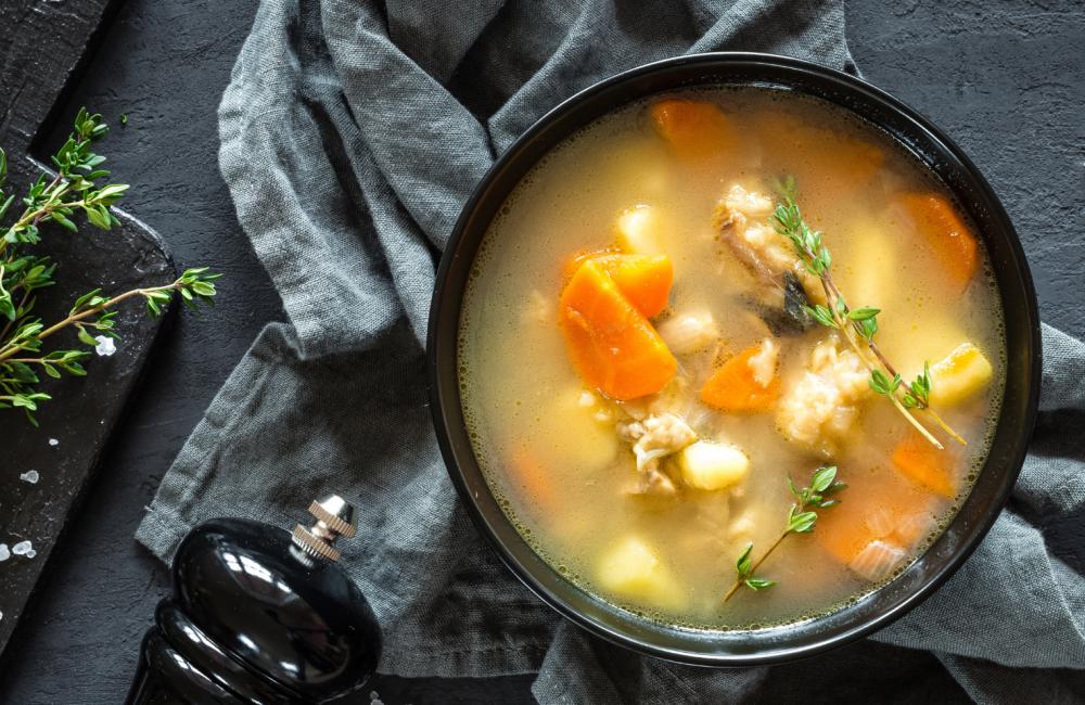 As Melhores Receitas de Sopas para Dias Frios