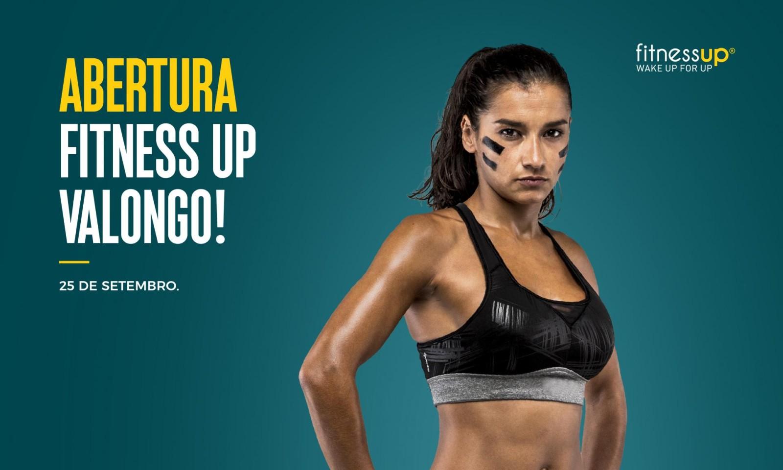 O Primeiro Fitness UP com Piscina Nasce em Valongo!